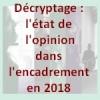 Décryptage : l'état de l'opinion dans l'encadrement en 2018
