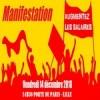Avec la CGT, agissons pour GAGNER!!!    MANIFESTATION REGIONALE  CE VENDREDI 14/12/18