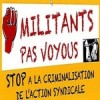 Halte à la répression syndicale  à la MEL!