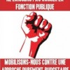 Amplifions la mobilisation pour défendre notre statut